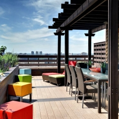 penthouse -rooftop