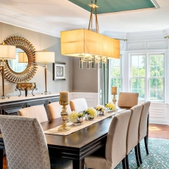 Architectural interior photo - Dining Room