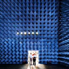 anechoic-chamber-photographed-by-Philadelphia-industrial-photographer-Richard-Quindry