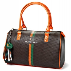 Miami Satchel with Pom Pom_0170