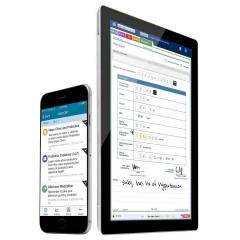 Phone and iPad