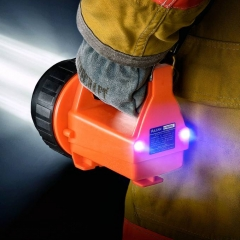 Firefighters flashlight ad